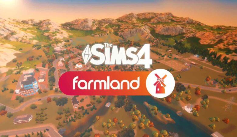 симс 4 фермы