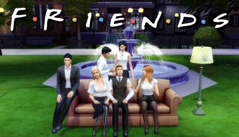 Как сделать Sims 4 веселее | 9d954d72 sims4friends | советы / руководства по женатым играм | ea games, maxis, pc, playstation, singleplayer, the sims 4, xbox | The Sims 4 еще веселее