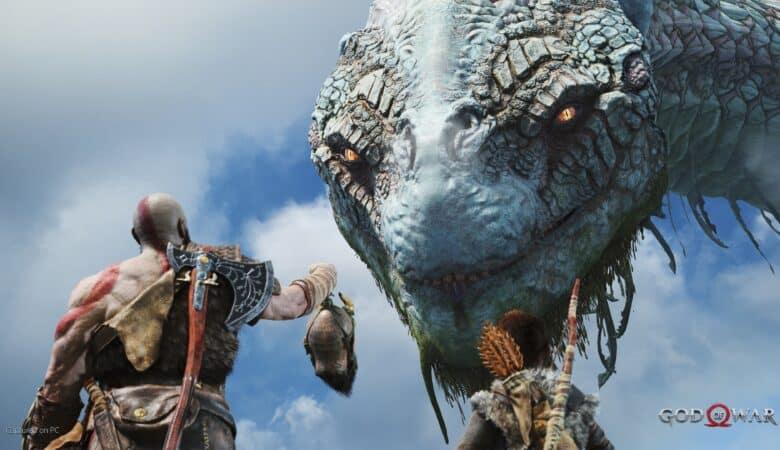 Sony anuncia god of war para pc | b56c0822 god | married games notícias | god of war, god of war ragnarok, kratos, pc, playstation, playstation 5, santa monica studios, singleplayer, sony | god of war para pc